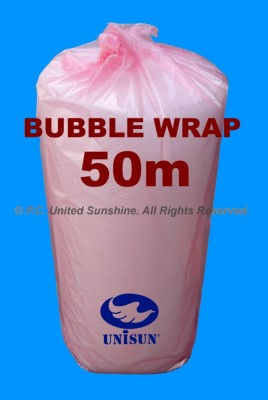 BUBBLE WRAP 1m x 50m Plastic Packaging