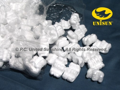 PACKING PEANUTS 14 cbf Plastic Foam Space Filler